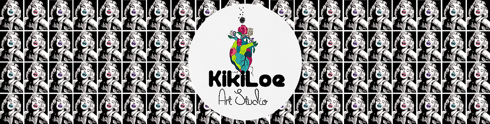 KikiLoe Art Studio by Kirsten Loewenthal, artist, illustrator and digital marketing specialist