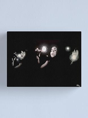 """""""Defying darkness"""" by: KikiLoe - Kirsten Loewenthal"""