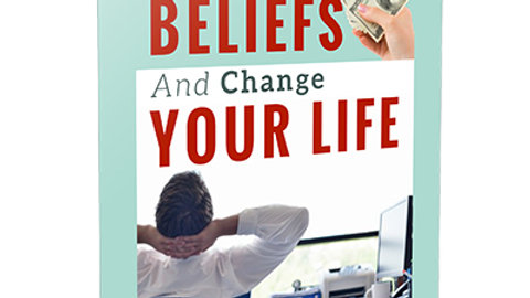 FINANCIAL THERAPY: Change Your Money Beliefs And Change Your Life