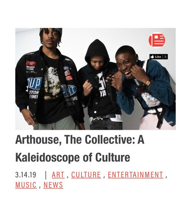 ARTHOUSE, THE COLLECTIVE: A KALEIDOSCOPE OF CULTURE