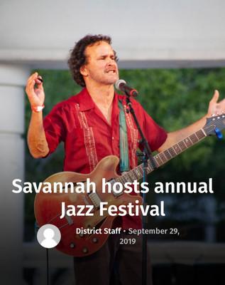 Savannah hosts annual Jazz Festival