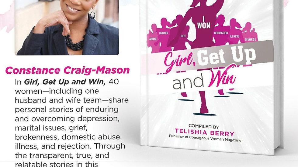 GIRL GET UP & WIN (Paperback)