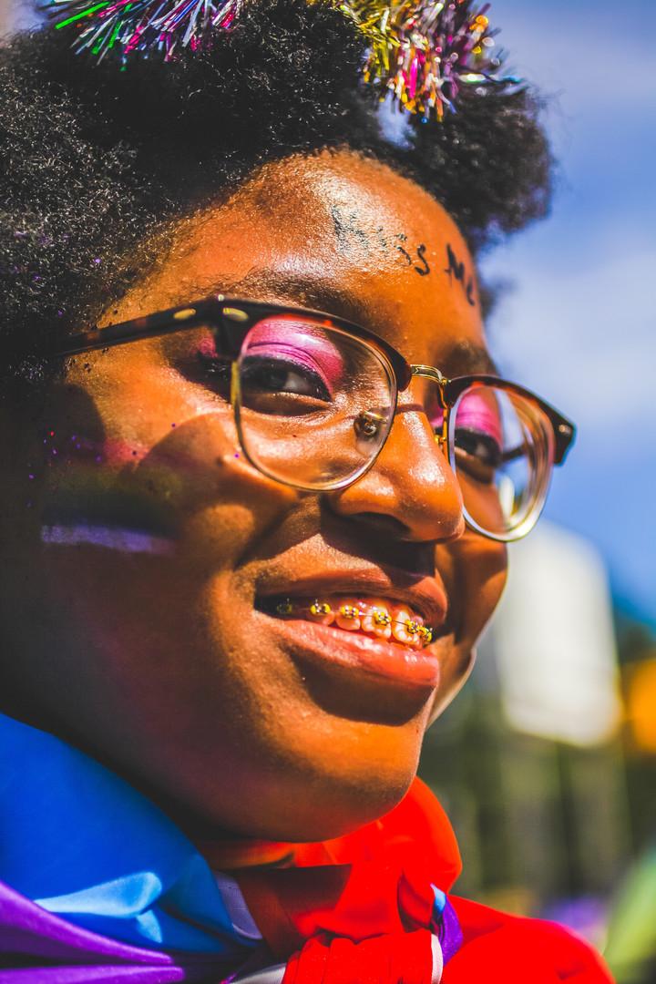 Iyonna Johnson, 16, DeKalb School of the