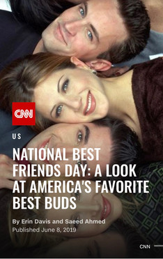 National Best Friends Day: A Look At America's Favorite Best Buds