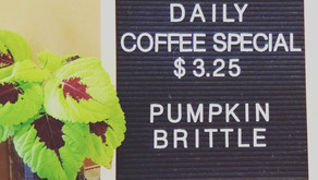 Coffee Special for Sept 21-26
