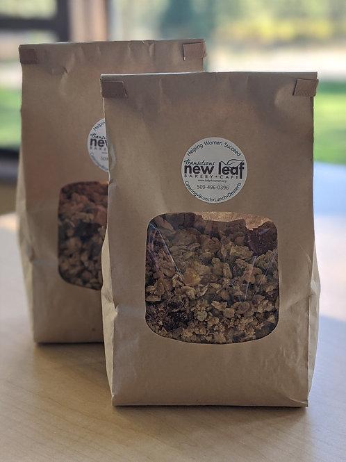 Maple Nut Granola - 1 lb