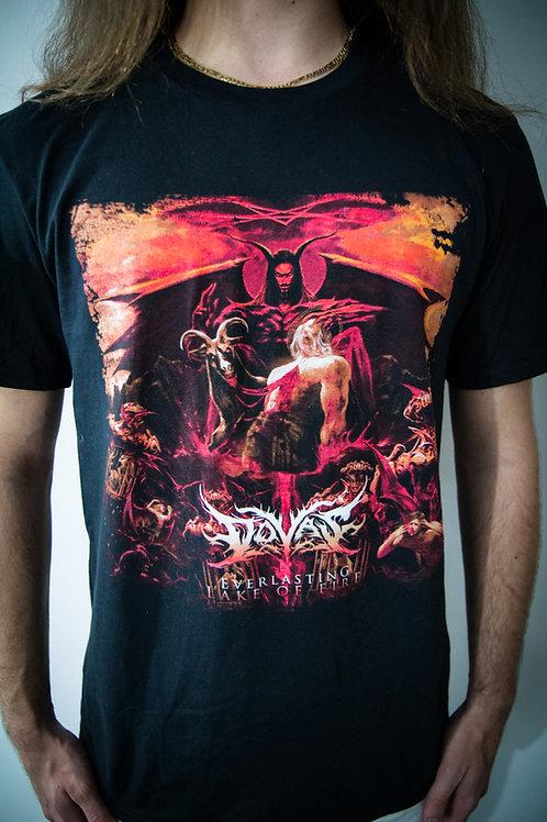"""Everlasting Lake of Fire"" T-shirt"