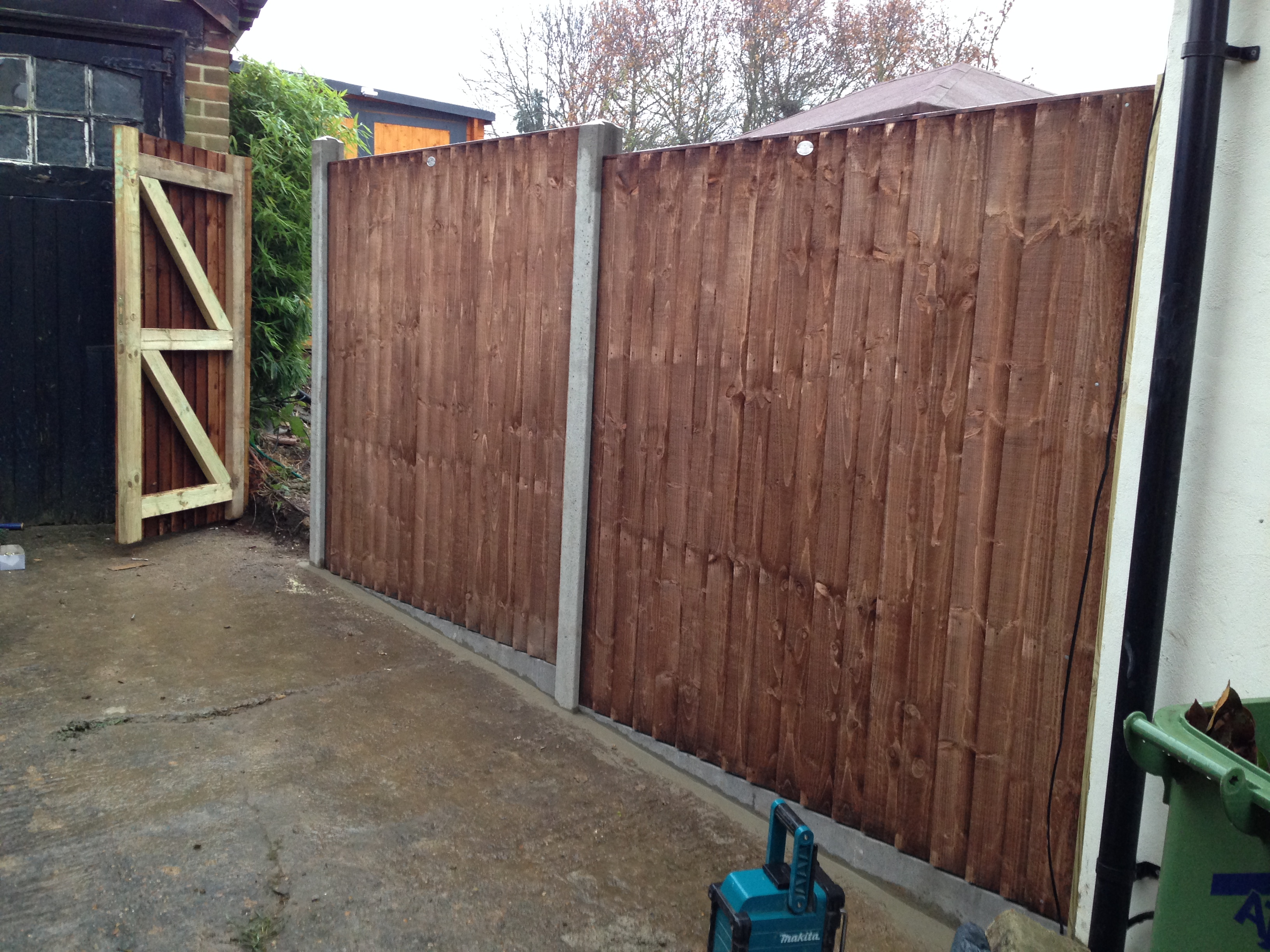 Fencing services in Bromley BR1
