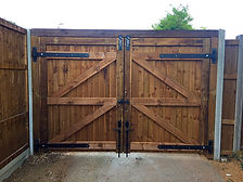 Double Gates in Sidcup.