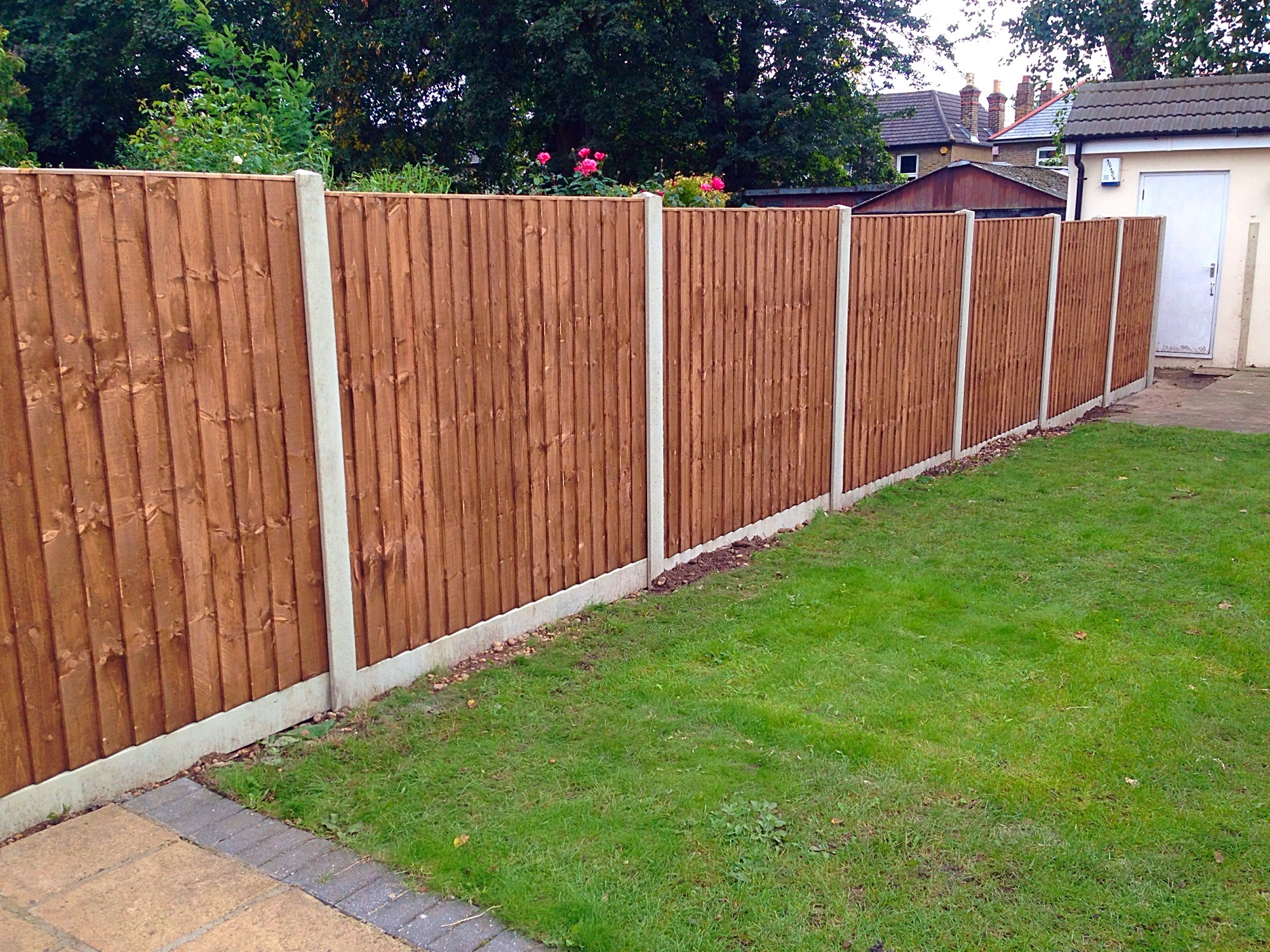fencing companies in Bexley