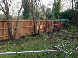 Closeboard fencing services bexley