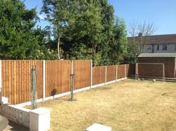 garden fencing services bexley
