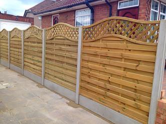 Nottingham decorative and durable panel.