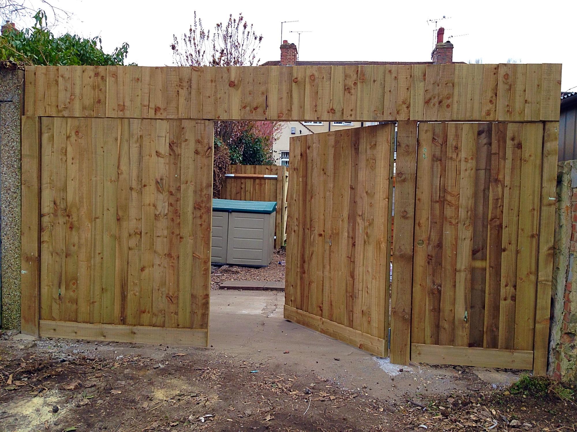 Gates In Bexley