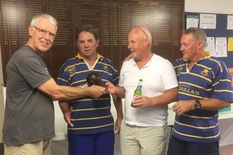 Stuart Holmes Memorial Trophy
