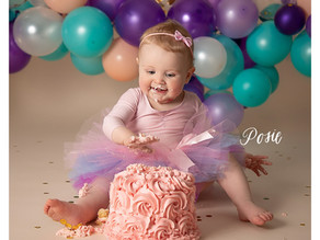 Cake Smash Sessions... what to expect!