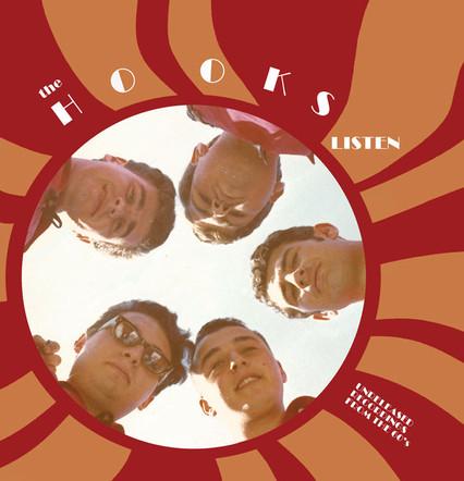"""Hooks """"Listen""""   LP"""