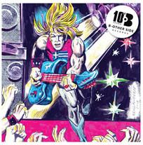 """Συλλογή    """"10+1 B-otherSide records Compilation"""" LP"""