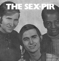 """The Sex-pir   """"The Sex-pir""""  LP"""