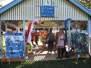 Ocean Arts Tannum Sands Art Gallery