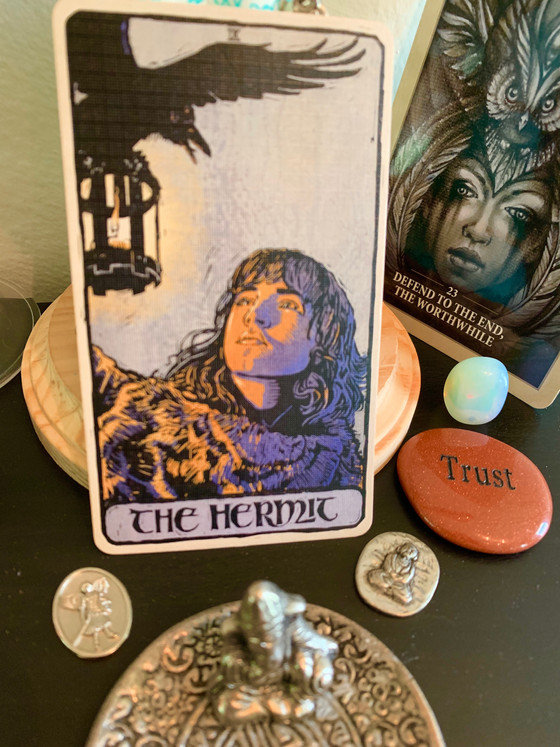 Free Reading, Card of the Day!