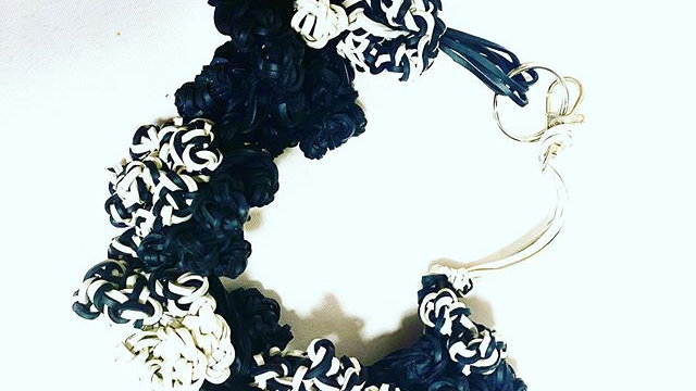 black&white special knots uniquepiece