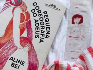 """A prosa desconstruída de Aline Bei em """"Pequena Coreografia do Adeus"""" (Resenha)"""