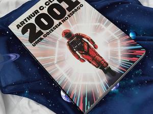 """""""2001 – Uma Odisseia no Espaço"""": Um baita clássico da ficção científica (Resenha)"""