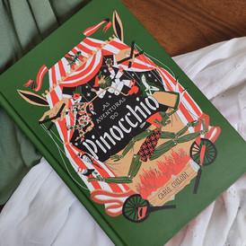 """""""As Aventuras do Pinocchio"""" – Clube do Livro para Leitores Extraordinários (Instituto Mojo)"""