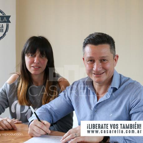 ¡Una nueva familia tendrá su Casarella en San Sebastián!