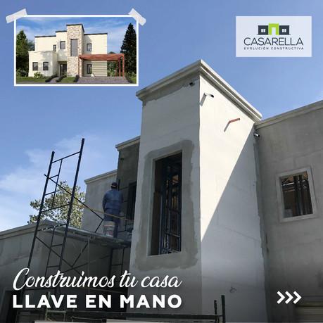 Seguimos avanzando con esta Casarella en el Barrio San Sebastián