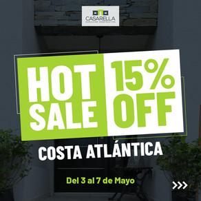 HOT SALE: Costa Atlántica 15% OFF