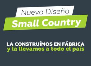 Nuevo Diseño Small Country!