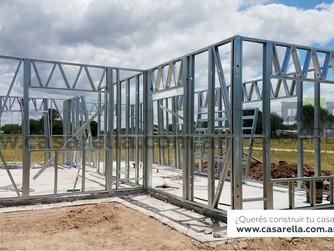 Seguimos construyendo en Tierras de Casarella!