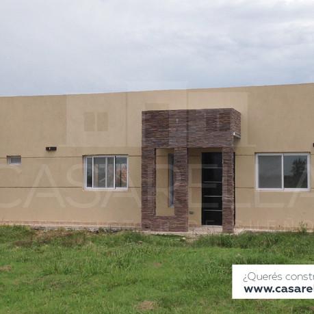 Entregamos una nueva casa en el Barrio La Alameda.