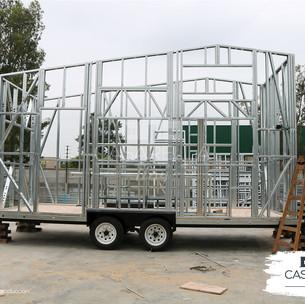 Comenzamos la construcción de una nueva TINY BRISA