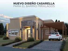 Nuevo Diseño para el Barrio Miralagos