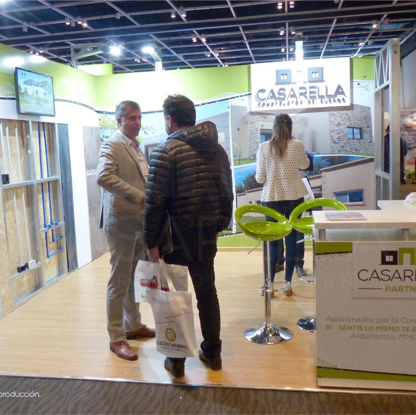 Casarella en Expo Construir
