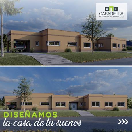 Una nueva Casarella en La Pampa