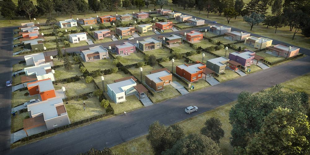 Barrio Tierras de Casarella