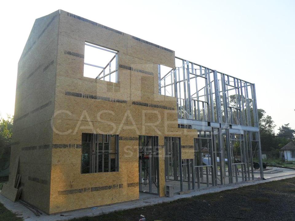 Construcción Steel Frame