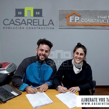 ¡Una nueva familia tendrá su Casarella en Bahía Blanca!