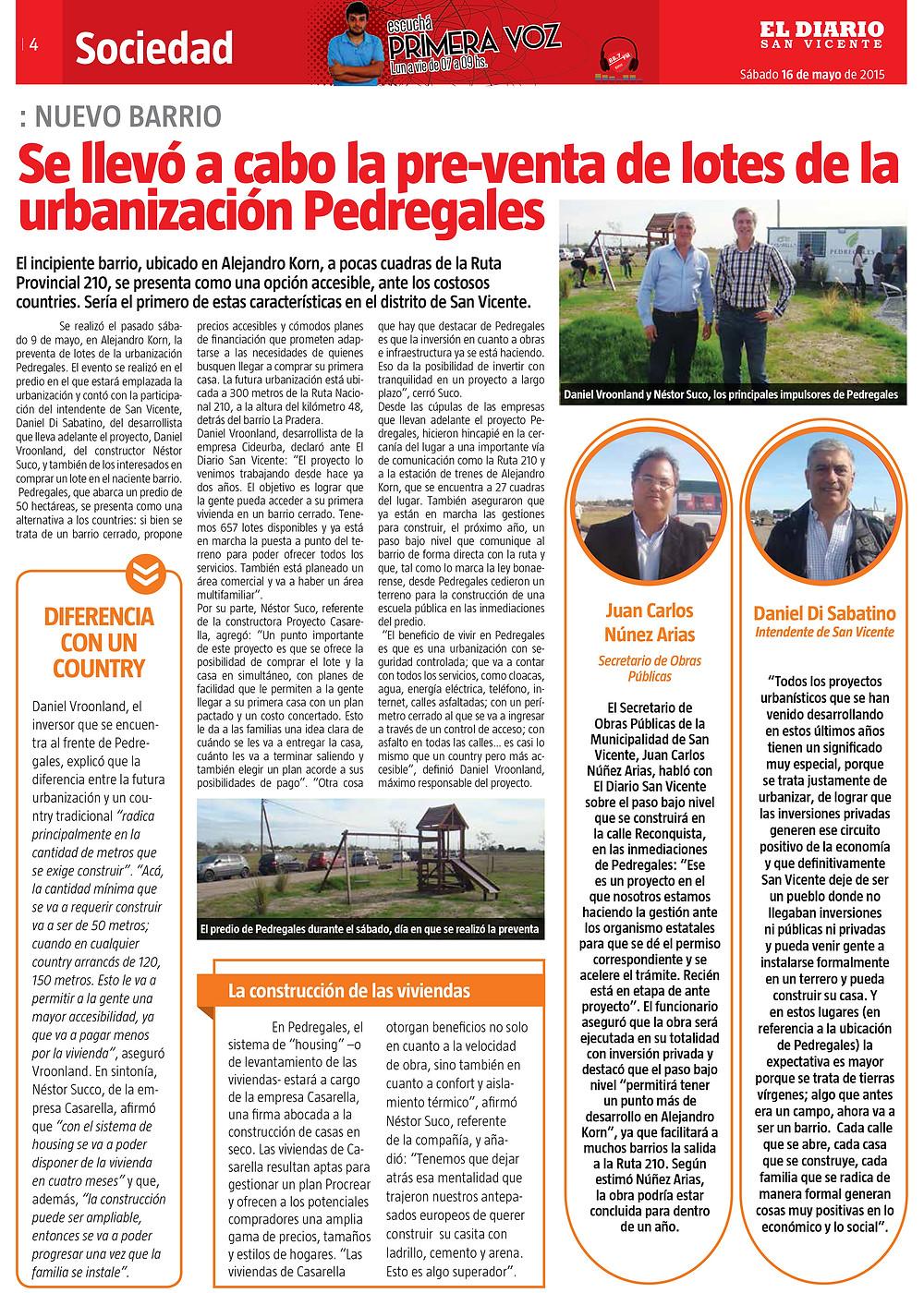 El Diario San Vicente