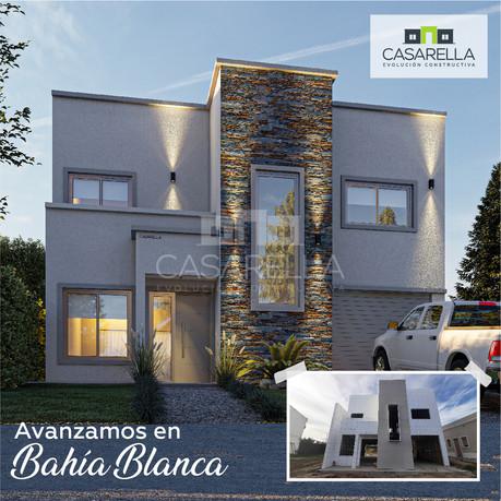 Una nueva Casarella en Bahía Blanca