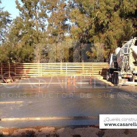 Les mostramos las etapas constructivas de una Casarella a punto de entregarse.
