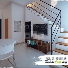 Dúplex 44 m²