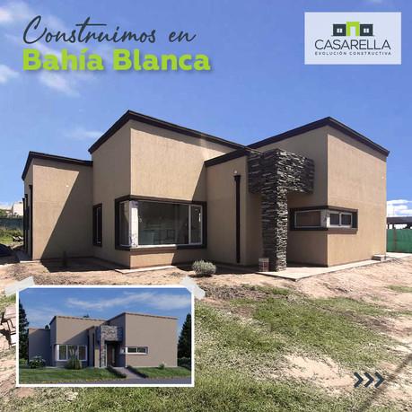 Recta final en esta Casarella en Bahía Blanca