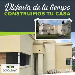 Construimos en el Barrio Santa Elena