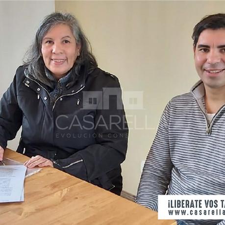 ¡Una nueva familia se suma a Casarella en el Barrio San Pablo!