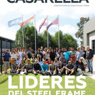 Salió el primer número de la Revista Casarella